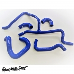 Roose Motorsport BMW E30 325i M20 6 Cylinder SE/M Sport (1987-1993) Silicone Ancillary Hose Kit - RMS1000C
