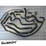 Roose Motorsport BMW E46 M3 S54 3.2 (2000-2006) Silicone Ancillary Hose Kit - RMS202A