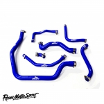 Roose Motorsport BMW E30 318i M40 1.8 (1987-1995) Silicone Ancillary Hose Kit - RMS306A
