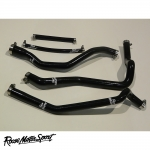 Roose Motorsport Alfa Romeo GT 3.2 V6 24V (2004-2010) Silicone Ancillary Hose Kit - RMS334A