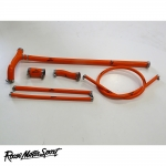Roose Motorsport Alfa Romeo 75 162B 2.0 TS Twin Spark (1998-1992) Silicone Ancillary Hose Kit - RMS363A
