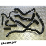 Roose Motorsport Audi S2 ABY 2.2 5 Cylinder 20V Turbo (1993-1995) Silicone Ancillary Hose Kit - RMS90A