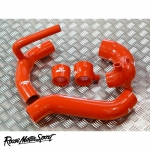 Roose Motorsport Audi S2 ABY/ADU 2.2 5 Cylinder 20V Turbo (1993-1995) Silicone Boost Hose Kit - RMS90B
