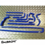 Roose Motorsport Ford Capri 2.8i V6 Silicone Ancillary Hose Kit - RMS01A