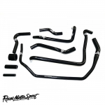 Roose Motorsport Ford Escort Cosworth 2.0 T25 Turbo Silicone Ancillary Hose Kit - RMS10A