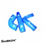 Roose Motorsport Ford Escort Cosworth 2.0 T35 Turbo Silicone Boost Hose Kit (Without Dump Valve Spout) - RMS11B