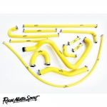Roose Motorsport Caterham 7 Roadsport 125/140 Ford Sigma 1.6 Engine Silicone Coolant Hose Kit - RMS262C