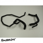 Roose Motorsport Land Rover Defender TD5 10P 2.5 90/110 BHP RHD/LHD (1997-2001) Silicone Coolant Hose Kit - RMS208CP10