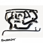 Roose Motorsport Lotus Elise S1 Rover K-Series 1.8 VVC/Non-VVC (1998-2001) Silicone Ancillary & Coolant Hose Kit - RMS256AC