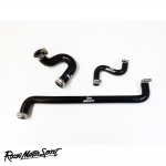 Roose Motorsport Lotus Elise S1 Rover K-Series 1.8 VVC/Non-VVC (1998-2001) Silicone Breather Hose Kit - RMS256BR
