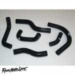Roose Motorsport Honda RVF NC35/VFR NC/30 (1994-1996) Silicone Coolant Hose Kit - RMS139C