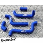 Roose Motorsport Aprilia RS125 (2005-2010) Silicone Coolant Hose Kit - RMS163C