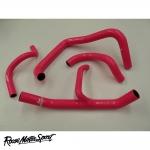 Roose Motorsport Honda CBR 954 RR2/RR3 (2002-2003) Silicone Coolant Hose Kit - RMS174C