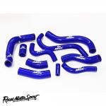 Roose Motorsport Honda CBR 1000RR HRC Race Bike (2008-2012) Silicone Coolant Hose Kit - RMS185C
