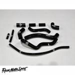 Roose Motorsport Aprilia RSV Gen 1 Mille/Mille R/Mille SP (1998-2003) Silicone Coolant Hose Kit - RMS198C