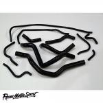 Roose Motorsport Honda CBR 400RR NC29 Gull Arm (1990-1994) Silicone Coolant Hose Kit - RMS199C