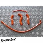 Roose Motorsport KTM 250 SX-F Silicone Coolant Hose Kit - RMS110C