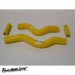 Roose Motorsport Suzuki RM250 (2001-2008) Silicone Coolant Hose Kit - RMS131C