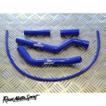 Roose Motorsport Yamaha YZ125 (2002-2008) Silicone Coolant Hose Kit - RMS157C