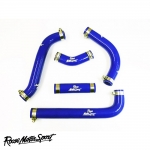 Roose Motorsport Yamaha FZR750R OW01 (1985) Silicone Coolant Hose Kit - RMS189C